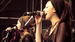 Faun - Wind & Geige - Live Feuertanz Festival 2004 Full screen HD