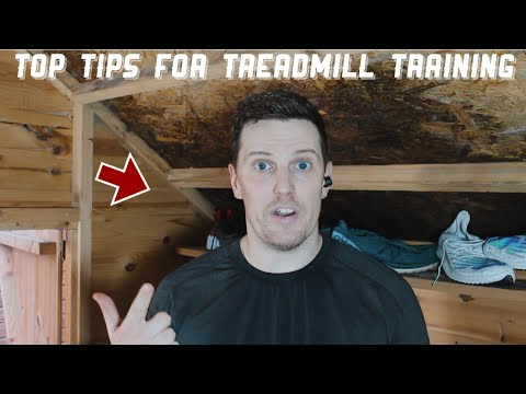 3 Top tips for running on a treadmill.