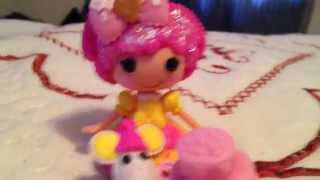 Super Silly Party Crumbs Sugar Cookie Lalaloopsy Review