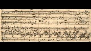 Johann Sebastian Bach - Harpsichord Concerto No.1 in D minor, BWV 1052 -  I. Allegro