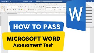 How to Pass Micr๐soft Word Employment Assessment Test