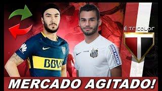 MERCADO E NOTICIAS SÃO PAULO FC! SEBASTIAN PERES, THIAGO MAIA, NENÊ, REGIS, CUEVA, CALLERI, ADIDAS