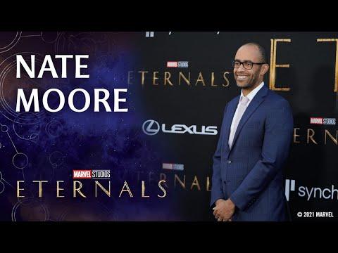 Producer Nate Moore on Evolving the MCU | Marvel Studios' Eternals Red Carpet