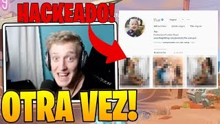 AEUV spricht über BEING HACKED AGAIN *DO NOT LEAVE IT IN PEACE* - Fun Moments in Fortnite