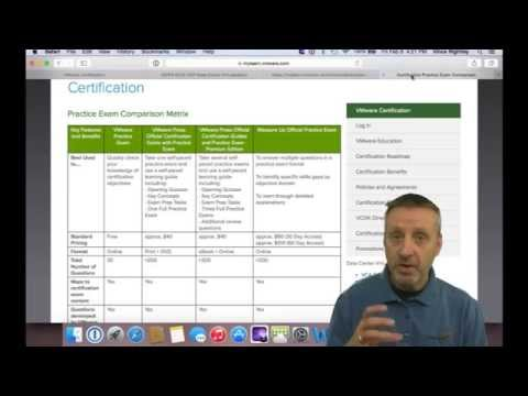 VMware Certification. What do I need to know?