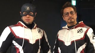 日本 JAPAN... Tickets will (Probably) go on sale for Avengers: Endgame tonight!!