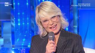 Mara Venier intervista Maria De Filippi - Domenica In 11/10/2020
