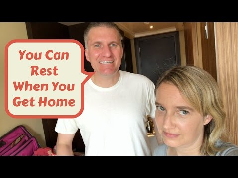 Day 4 Dusseldorf:  You Can Rest When You Get Home (5-21-17)
