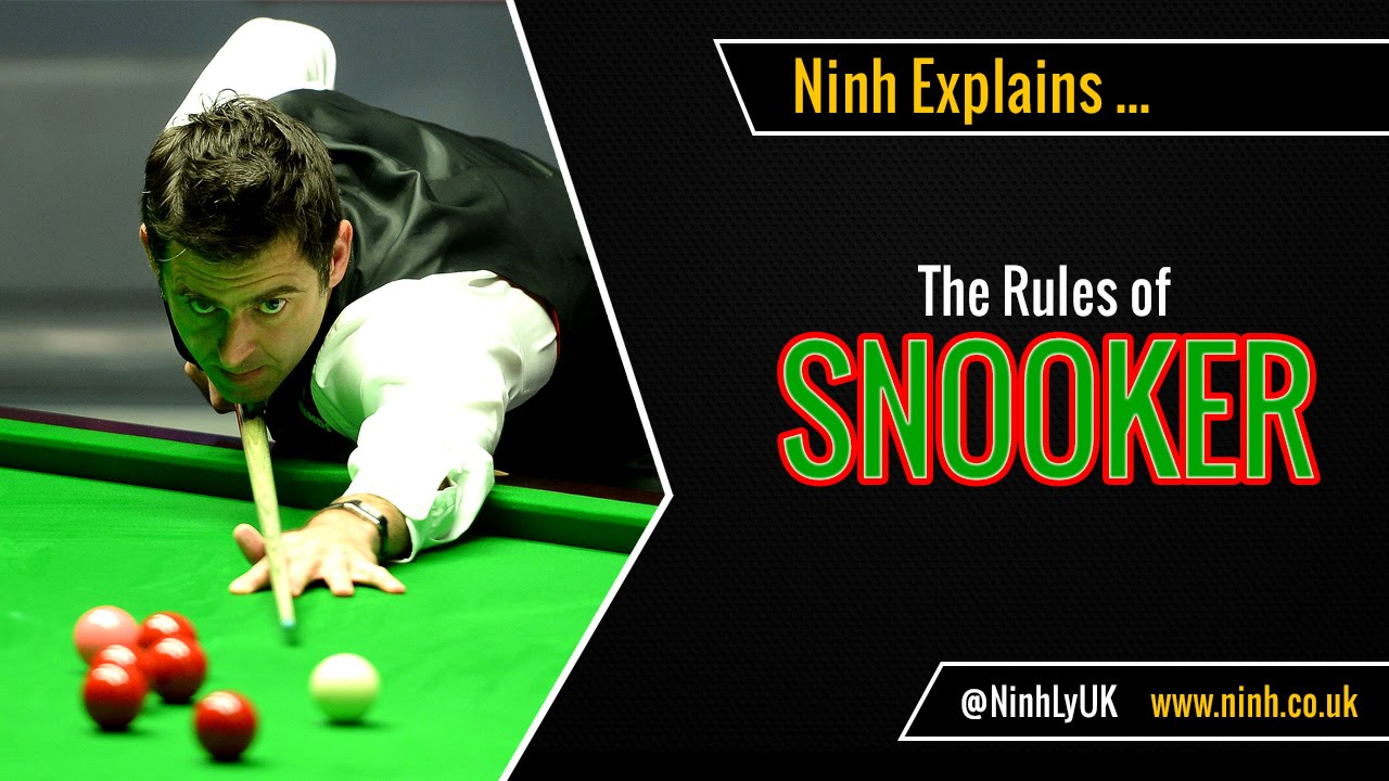 How To Set Up Pool Balls Quora >> The Rules Of Snooker Explained