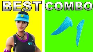 NEW VOLLEY GIRL + BACKBLING COMBOS! | Best BackBling Skin Combos | Fortnite Battle Royale Season 7