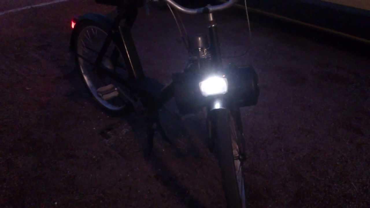 solex 3800 eclairage