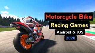 Top 5 Best MotorCycle Bike Racing Games Android\iOS 2020