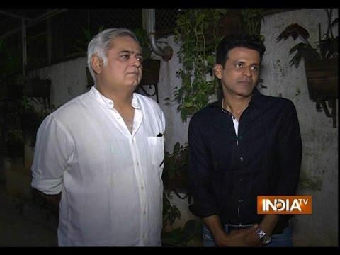 Aligarh: Manoj Bajpai Exclusive Interview, Promotes Hansal Mehta's Movie