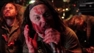 MUNICIPAL WASTE - The Fatal Feast (OFFICIAL MUSIC VIDEO)