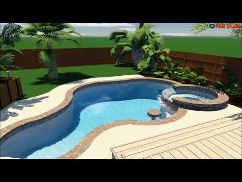 Platinum Pools for the Dunlap Family by Nick Sacco