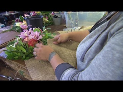 A small San Francisco flower business in full bloom