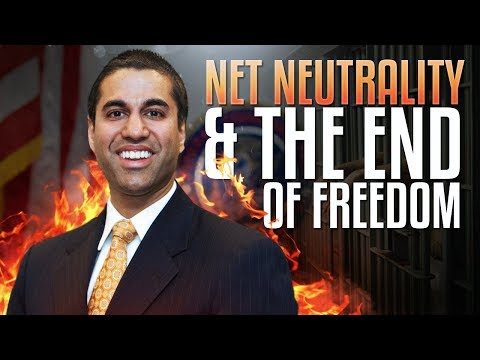 Net Neutrality & The End of Freedom (The Defining Issue of O