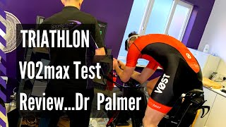 Triathlete VO2max Test Review | Triathlon | Sportstest