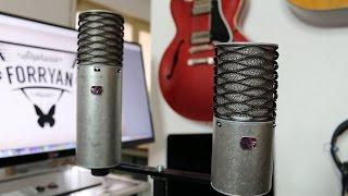 Review | Die Spirit und Origin Mikrofone von Aston Microphones