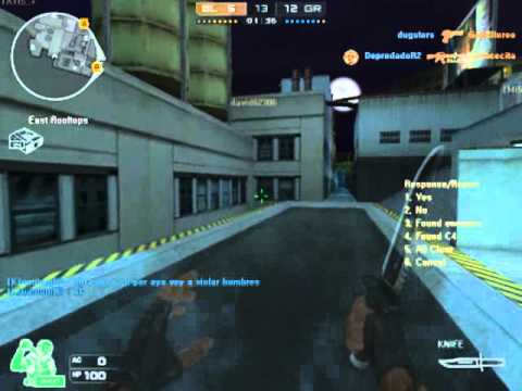 Crossfire - C4 Mission