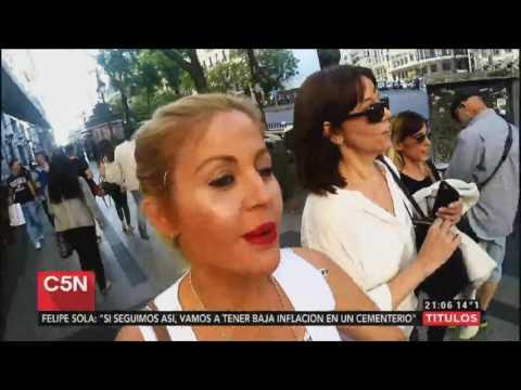 C5N - Road Music: Barbie Simons en España con Sweet California (Parte 1)