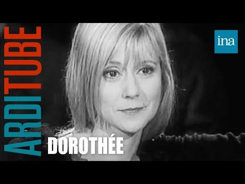 Dorothée 'Les questions cons de Thierry Ardisson'   Archive INA