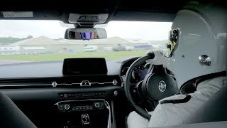 Stig Lap: Toyota Supra | Top Gear: Series 27