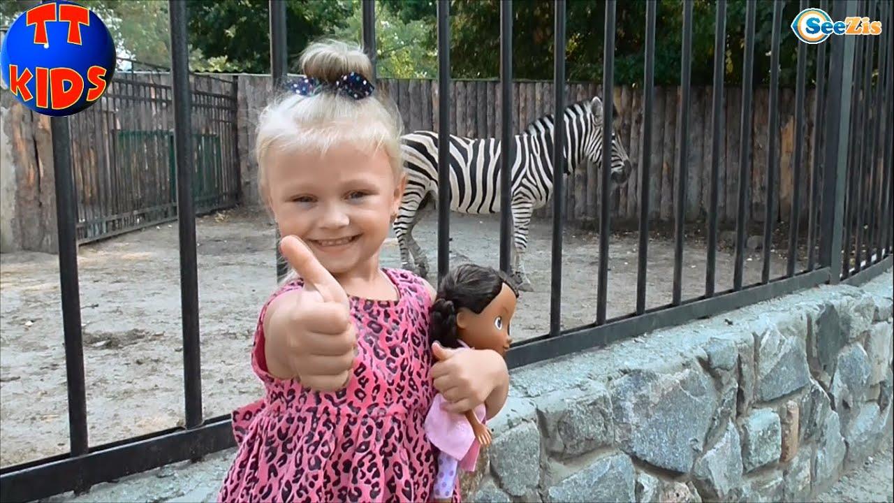 Доктор в зоопарке