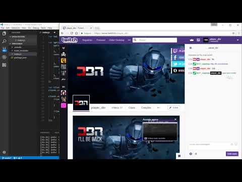 Criando Bot para TwitchTV - Tutorial 1