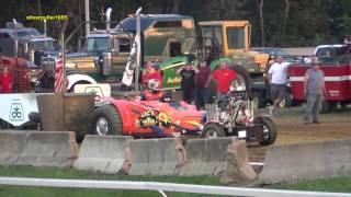 2015 OSTPA TWD Truck Pull: Xenia