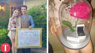 10 Craziest, Most Adorable Promposals