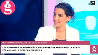 ¿Por qué votar a Rocío Monasterio y no a Isabel Díaz Ayuso?