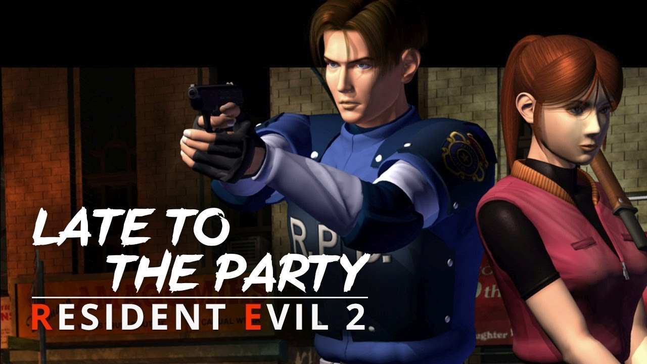 Late to the Party - Resident Evil 2 (Patreon- & Steady-Unlock)