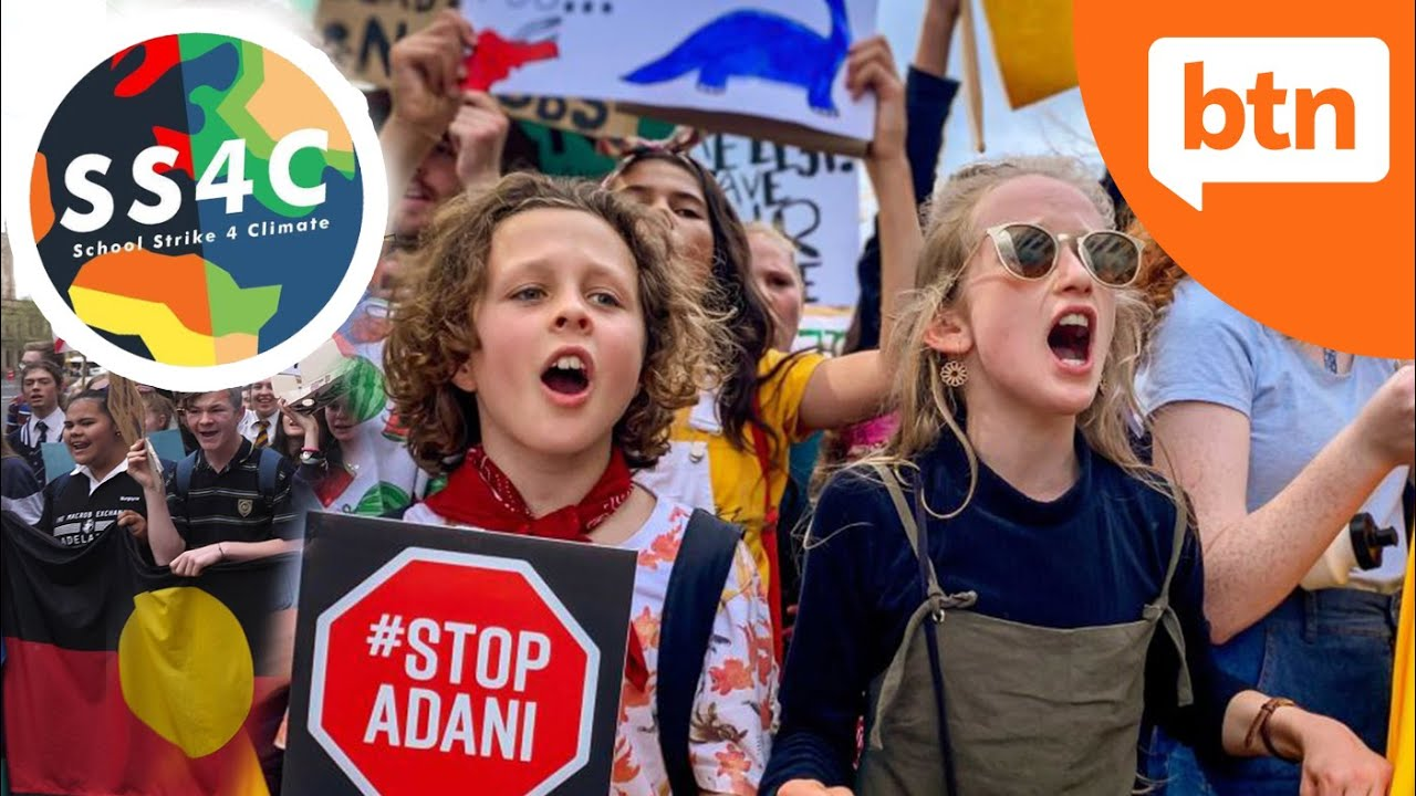 'The youth will not back down': Hundreds of thousands of protesters join Global Climate Strike