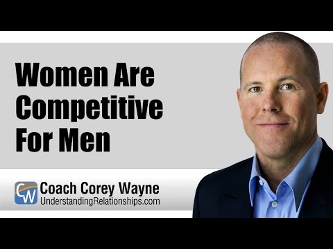 Women Are Competitive For Men