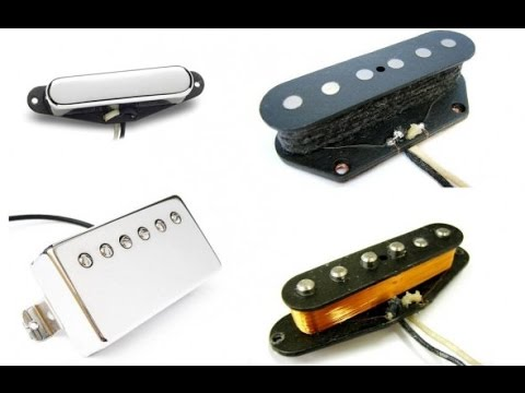 Como hacer pastillas de guitarra youtube for Luthier guitarra electrica