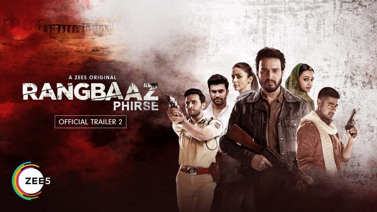 Download Rangbaaz Phirse | Official Trailer 2 | Jimmy Sheirgill, Gul Panag | Streaming Now On ZEE5