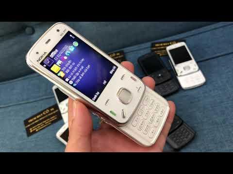 Điện Thoại Nokia N86 Zin chính hãng trummayco.vn