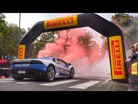 Craziest Italian Supercar Street Race