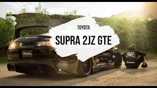 Une vraie merveille! Toyota SUPRA 2JZ GTE - トヨタスープラ