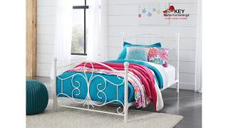 Ashley Nashburg (B280) Collection Bedroom Furniture | KEY Home