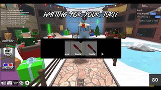 Roblox MM2 Christmas Event Part 1 Unboxing!