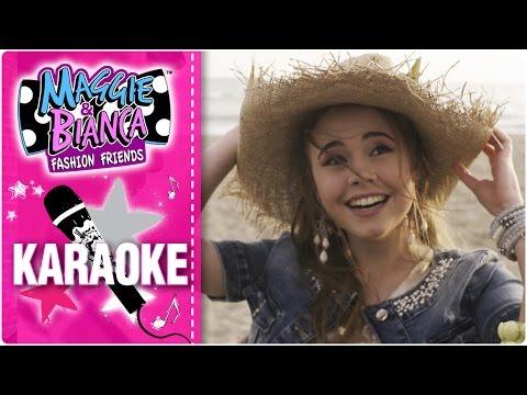 Maggie & Bianca Fashion Friends | Infinite Sky KARAOKE 🎤