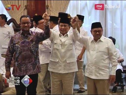 Resmi, Gerindra Usung Sudirman Said Sebagai Cagub Jateng - BIM 14/12
