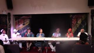 Spiritual Unity Panel (PT 3) at NYC Amazing Holistic Health Expo