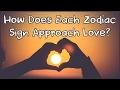 How Does Each Zodiac Sign Approach Love?