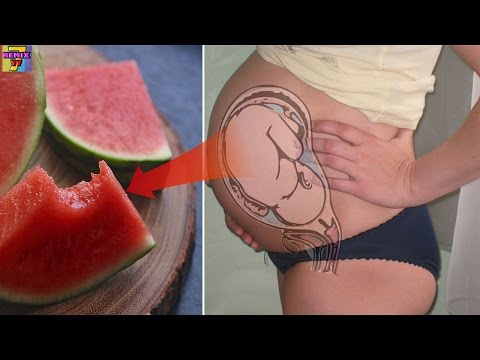 Pregnant Women Eat Watermelon, This Can Happened to Your Baby!
