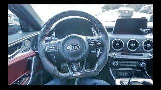 Carbon Fiber Steering Wheel *reveal!