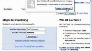 Firefox 3: Gespeichertes Passwort ansehen oder löschen