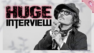 BREAKING Johnny Depp Speaks for the FIRST Time in MONTHS